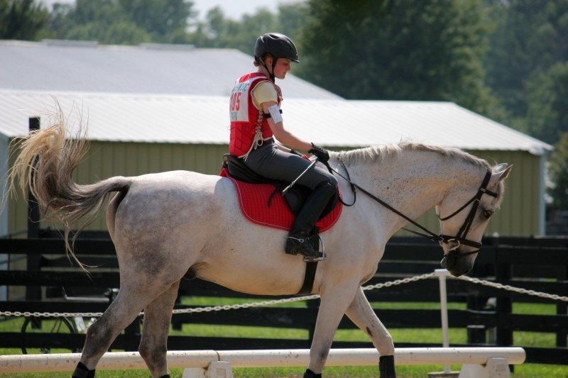 Her First Show: Silverwood Farm Cross-country